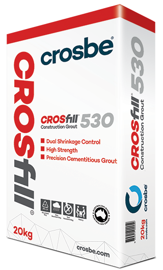 CONSTRUCTION GROUT – Crosbe